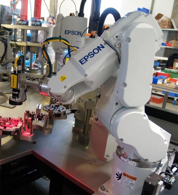 Pobjednici Epsonovog Win-A-Robot natječaja