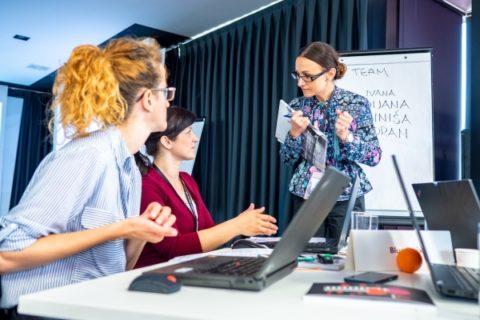 Algebrino MBA natjecanje Leadership Talent Tournament