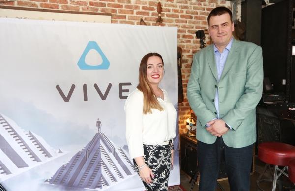 HTC Vive VR uređaji dostupni i u Hrvatskoj