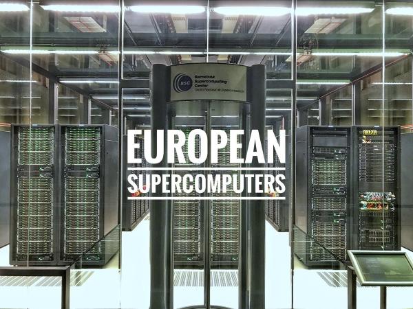 Osam lokacija za vrhunska EU superračunala