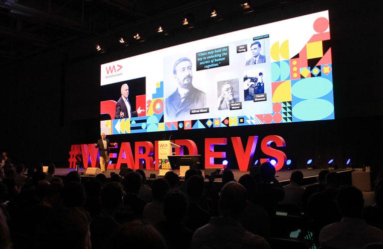WeAreDevelopers 2019 – Berlin kroz developerski kod
