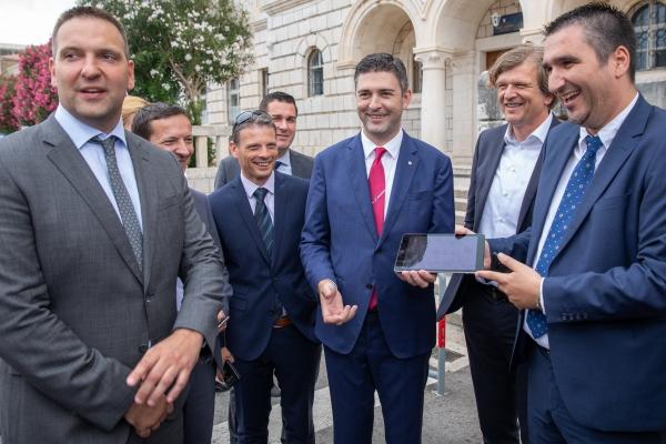 U Dubrovniku realiziran Narrowband IoT pametni parking