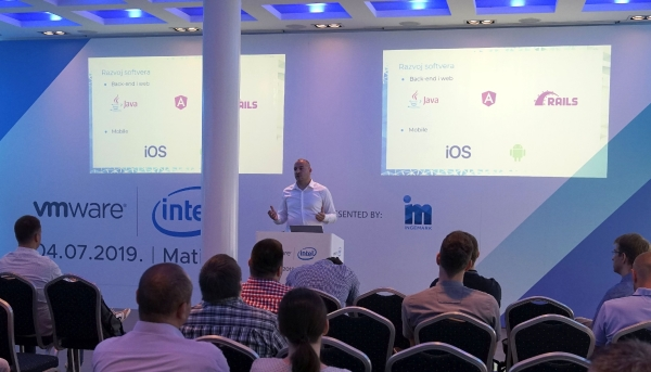 Ingemark prvi regionalni VMware PKS partner