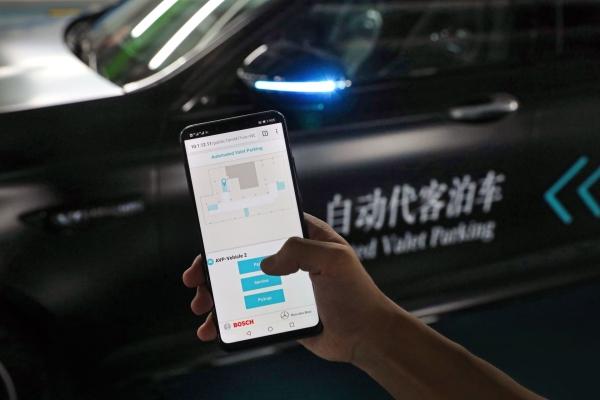 Bosch i Daimler dobili odobrenje za parkiranje bez vozača