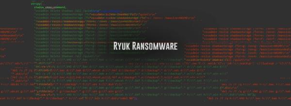 FBI i sigurnosne službe nemoćne protiv ransomwarea Ryuk