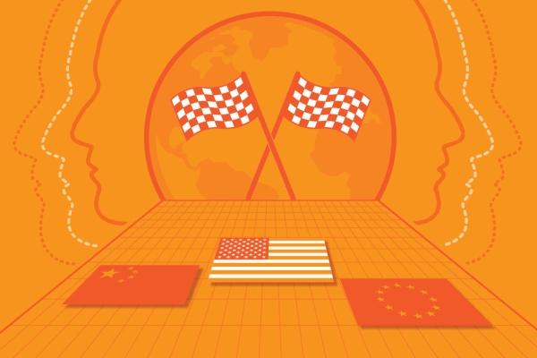 SAD za sada pobjeđuje u utrci razvoja AI, Europa zaostaje