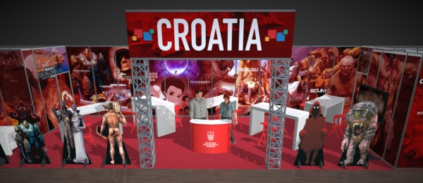 Hrvatski game developeri šesti put na Gamescomu