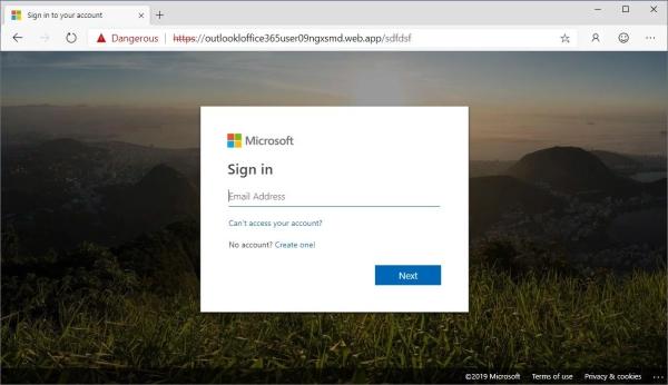Microsoft upozorava na neobičnu phishing kampanju