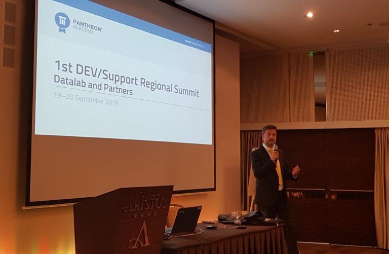 Datalab održao PANTHEON Developer and Support Regional Meeting