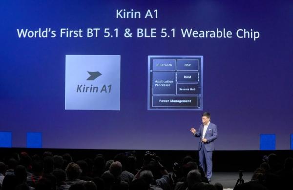 Kirin A1: Bolja povezivost s audio i nosivim uređajima