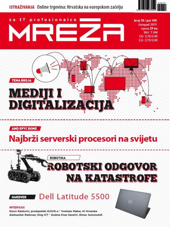 Mreža 10/2019: Mediji i digitalizacija i druge priče