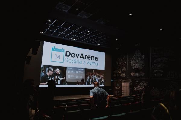 14. izdanje DevArene na novoj lokaciji uz kvalitetna predavanja