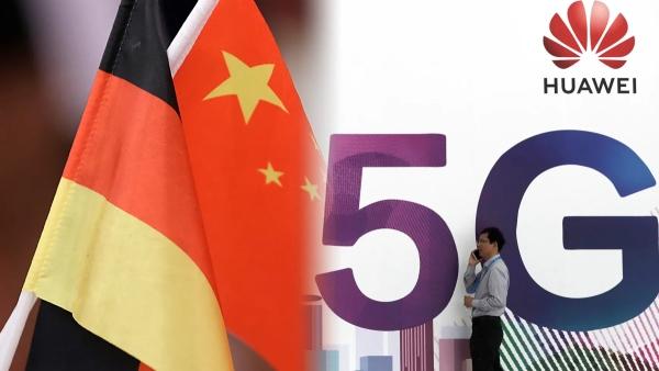 Merkeličin CDU želi isključiti Huawei iz njemačke 5G mreže