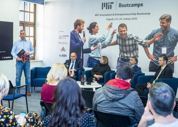 Algebra, MIT i FER organiziraju MIT Innovation & Entrepreneurship Bootcamp
