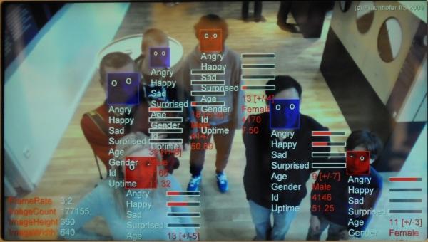 Stroga pravila tehnologije prepoznavanja lica u Francuskoj