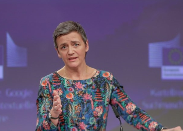 Vestager od Googlea zatražila promjenu načina korištenja podataka u EU