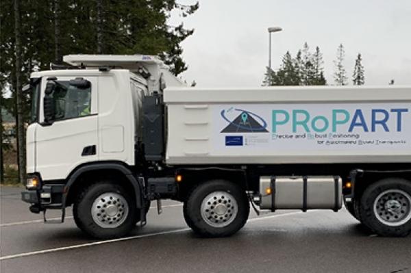 EU projekt navigacije vozila s odstupanjem od samo 1 cm