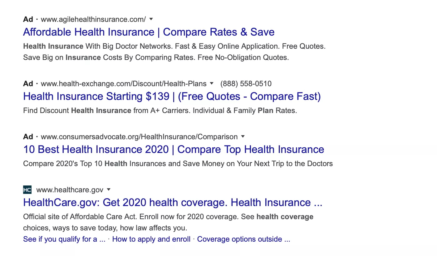 'Zamućenje' oglasa i rezultata pretraživanja Googeleu donosi zaradu