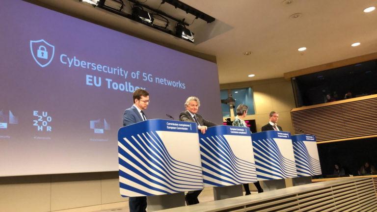 EU paket mjera za sigurnost 5G mreža