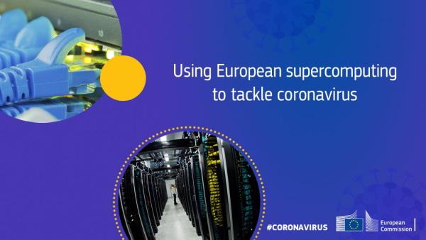 Europska superračunala u traženju lijeka za covid-19