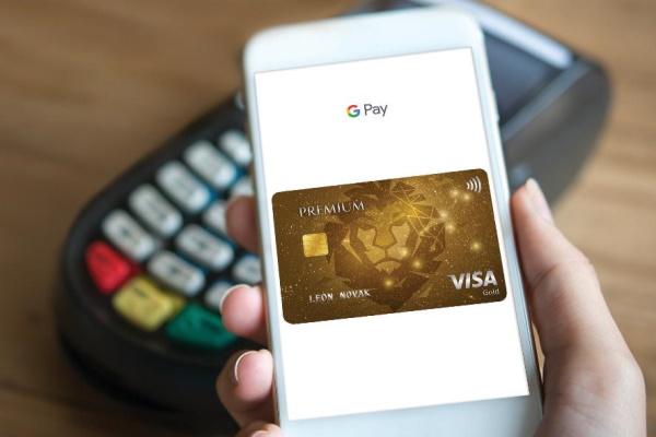Google Pay dostupan i korisnicima Premium Visa kartica