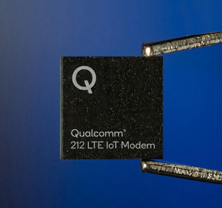 Qualcomm 212 LTE IoT modem najučinkovitiji čipset NB2 (NB-IoT)