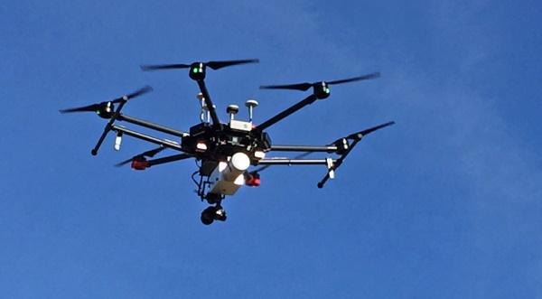 SUGUS, EU projekt integriranja bespilotnih letjelica u zračni prostor