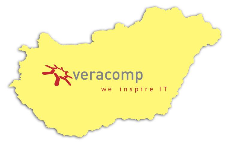 Veracomp – novi distributer IT rješenja u Mađarskoj