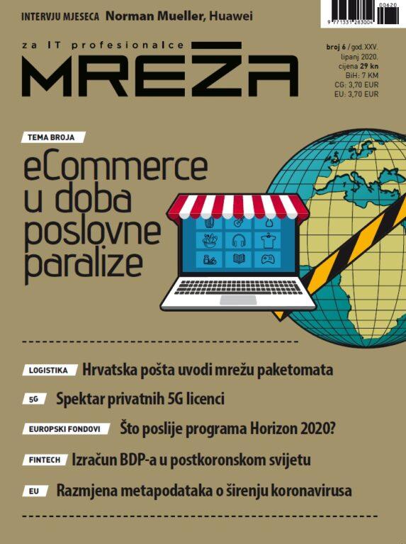 Mreža 6/2020: E-trgovina će nas spasiti?