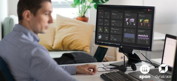 Spanov webinar o automatiziranoj platformi za digitalne usluge Dynatrace