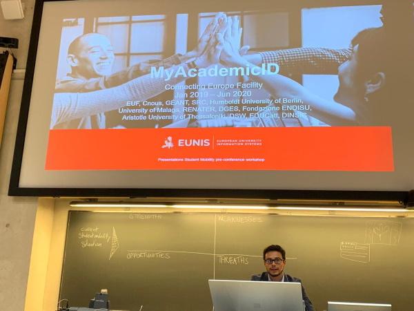 Srce partner u projektu MyAcademicID