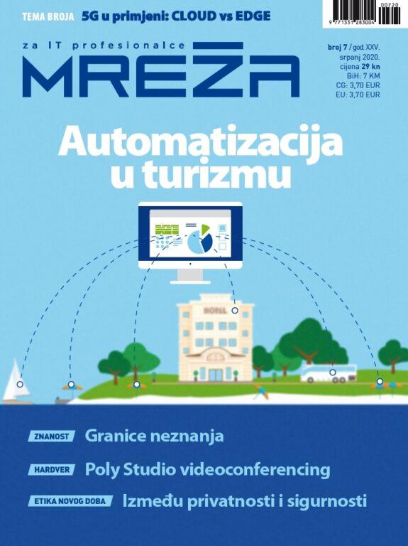 Mreža 7/2020: Automatizacija u turizmu