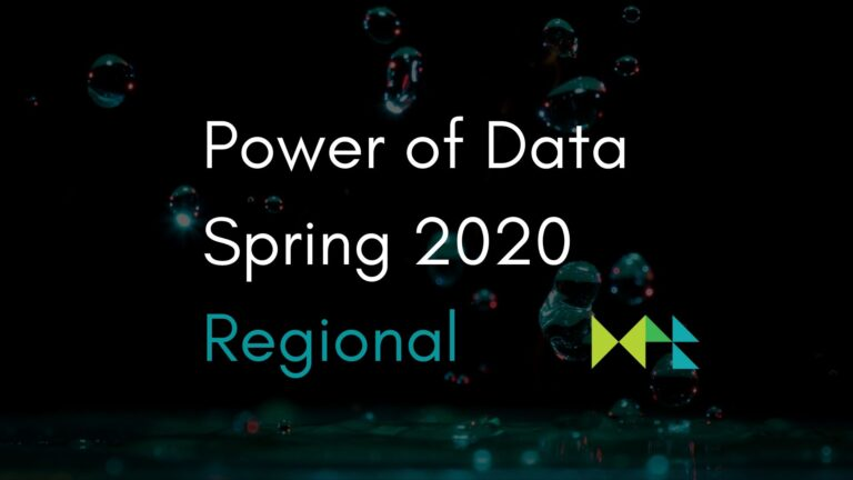 Power of Data Spring 2020 Regional – višednevni digitalni event u organizaciji Megatrenda