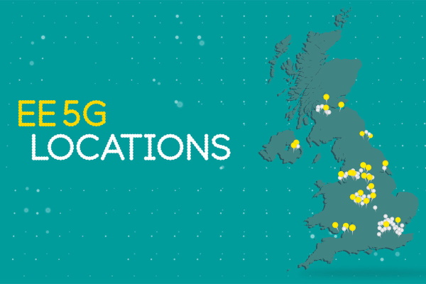 Britanski EE 5G uslugu proširio na 80 gradova