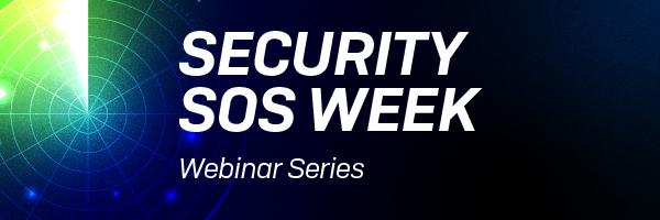 Security SOS Week – Sophosova trodnevna serija webinara o računalnoj sigurnosti