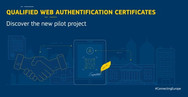 EU uvodi provjeru autentičnosti web mjesta QWAC