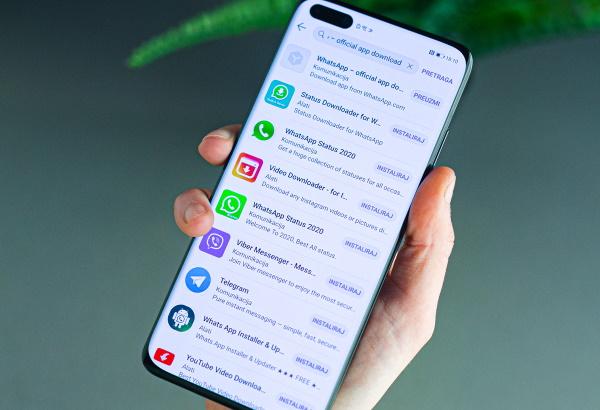 U Huaweijev AppGallery ušle domaće aplikacije banaka, telekoma i medija