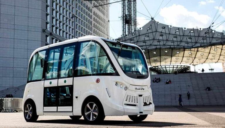 Od kraja lipnja autonomni autobus razine 4 vozi u Châteaurouxu