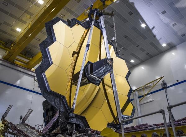 Lansiranje najznačajnijeg svemirskog teleskopa nakon čuvenog Hubblea