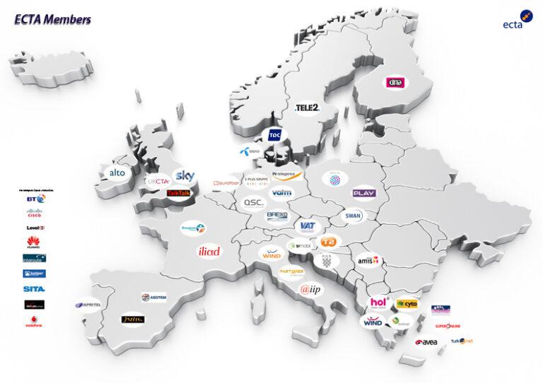 EU utvrđuje najviše cijene za usluge roaminga između telekom operatora