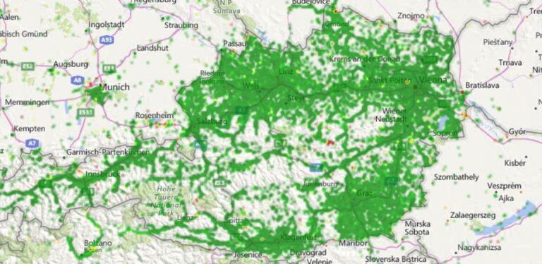 Dovršena aukcija 5G u Austriji odgođena zbog covid-19
