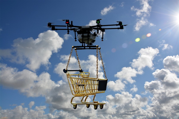 FAA odobrila Amazonu dostavu dronovima