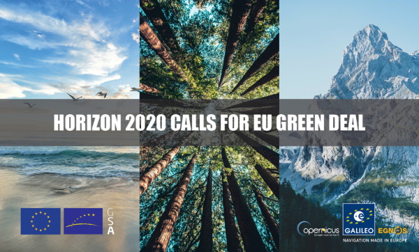 Za zelene inovacije uz pomoć svemirske tehnologije 983 milijuna eura