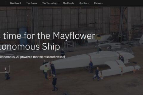 Brod s umjetnom inteligencijom isplovio u istraživačku misiju