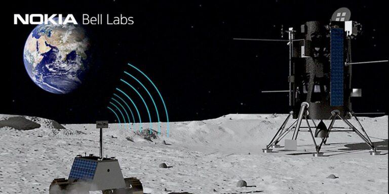 NASA uz pomoć Nokije planira 4G mrežu na Mjesecu