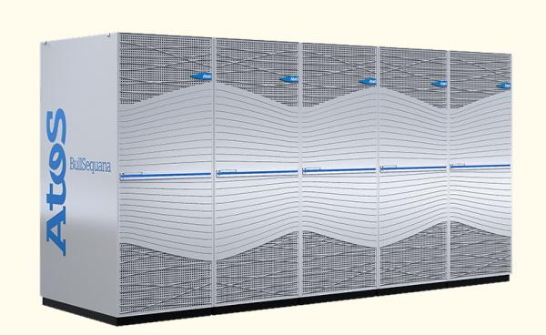 Atosovo superračunalo BullSequana u DHMZ-u