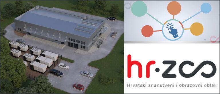 Radovi uređenja i opremanja podatkovnih centara HR-ZOO