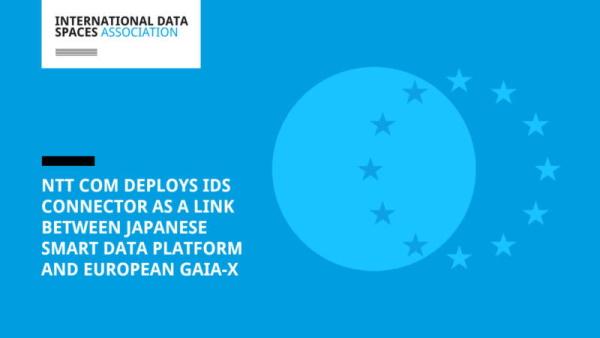 Japanski NTT Com postavlja IDS konektor s europskim GAIA-X