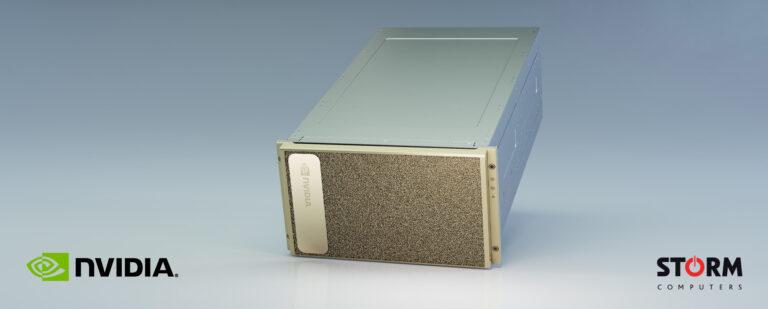 STORM Computers predstavlja NVIDIA DGX A100 – univerzalni sustav za AI i podatkovnu infrastrukturu