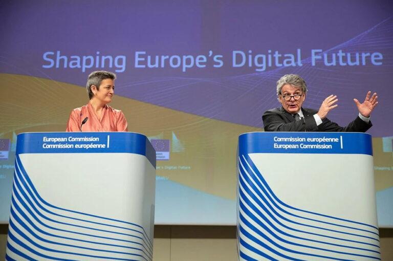EK predložila nova pravila za digitalne platforme